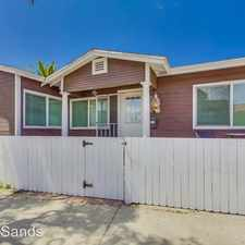 Rental info for 726 Kingston Court in the Mission Beach area