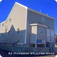 Rental info for 82 Harwood St in the Lynn area