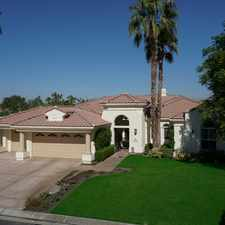 Rental info for Beautiful Furnished Semi Custom Home on 16,000 Sq Ft Lot On PGA Greg Norman Course Offered For $899,000