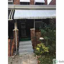 Rental info for 3 BR, 1 BA , good neighborhood in Baltimore City, in the Midtown Edmondson area