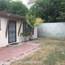 Rental info for 13841-45 McClure in the 90723 area