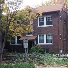 Rental info for 2031 (2S) Alfred Ave. in the St. Louis area