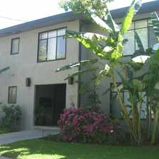 Rental info for Beautiful Pasadena Apartment close to South Lake District in the South Lake area