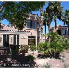 Rental info for 3318 N. DECATUR #2128 in the North Las Vegas area