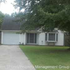Rental info for 104 Shropshire Street in the Goose Creek area