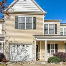 Rental info for 523 Wesberry Circle