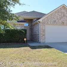 Rental info for 1133 Hearthstone Drive in the Burleson area