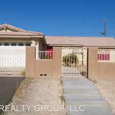 Rental info for 3411 Kidd St in the 89032 area