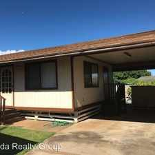Rental info for 180 W. Lanai St. in the 96732 area
