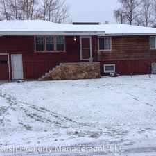 Rental info for 1739 Crosson Ave in the Fairbanks area