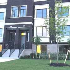 Rental info for 10560 Bayview Avenue in the Markham area
