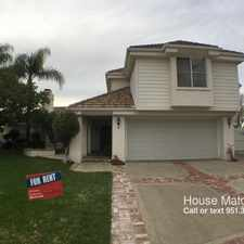 Rental info for 37447 Summit Park Circle