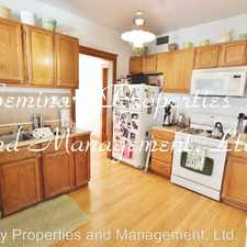 Rental info for 2121-2125 W. Irving Park / 3945-53 N. Hamilton in the North Center area