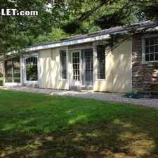 Rental info for $1300 3 bedroom House in Westerly