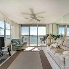 Rental info for 6105 Bahia Del Mar Circle #881
