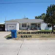 Rental info for 1308 South 9th Street in the McAlester area