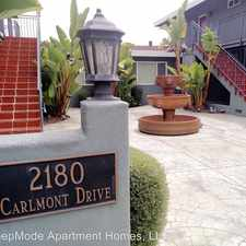 Rental info for 2180 Carlmont Drive - SleepMode Carlmont Drive Unit 7 in the Belmont area