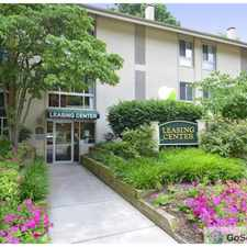 Rental info for Spacious 2br with great wooded views and some FREE utilities! in the Harpers Choice area