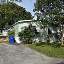 Rental info for 35250 Sw 177 Ct