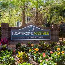 Rental info for Hawthorne Westside