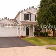 Rental info for Canal Winchester Home
