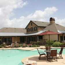 Rental info for Ranch At City Park in the Houston area