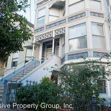 Rental info for 29 Hartford Street in the Eureka Valley area