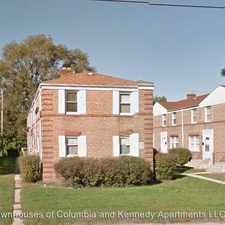 Rental info for 7216 Columbia Ave A