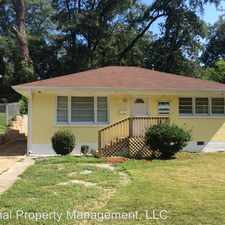 Rental info for 849 Erin Avenue SW in the Capitol View area