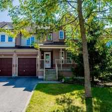 Rental info for 77 Steckley Street in the Aurora area