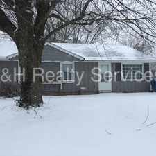 Rental info for Cute & Updated Bungalow in Warren Township in the Indianapolis area