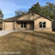 Rental info for 724 S. Chickasaw Ave. in the Claremore area