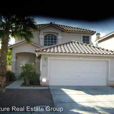 Rental info for 1059 Dancing Vines Pl in the Henderson area