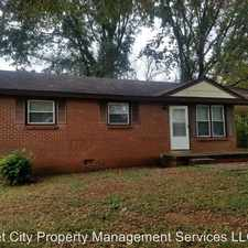 Rental info for 601 Merry Oaks in the 35810 area