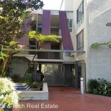 Rental info for 4900 Overland Avenue #238 in the Los Angeles area