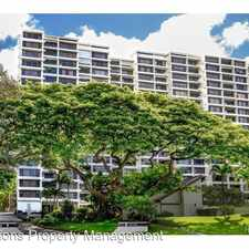 Rental info for 6710 Hawaii Kai Dr #1500 in the 96825 area