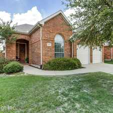 Rental info for 6003 Lakecrest in the 75048 area