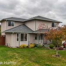 Rental info for 1541 SW 8th Ave in the Oak Harbor area