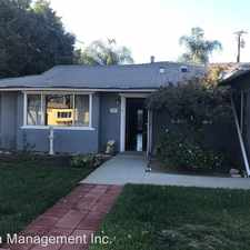 Rental info for 940 W. Calora St in the 91773 area