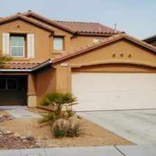 Rental info for Tricon American Homes in the North Las Vegas area