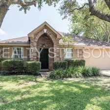 Rental info for 16407 Rockgate Drive - Available for move in! in the Round Rock area