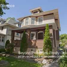 Rental info for 1043 S. Clarence in the 60304 area