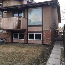 Rental info for 3, 3530 15 St SW