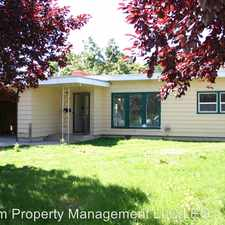 Rental info for 5927 Flamingo Dr. in the Boise City area