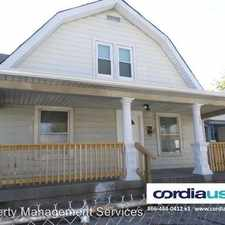 Rental info for 2221 Howard St. in the Indianapolis area
