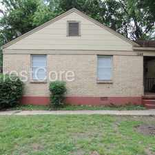 Rental info for 1248 Meda St,Memphis,TN 38114 in the Memphis area