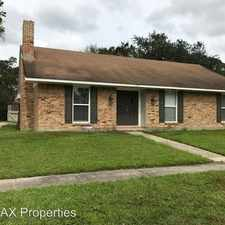 Rental info for 16821 Ellis Ave. in the Baton Rouge area
