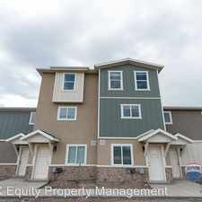 Rental info for 807 E 500 S #A in the American Fork area