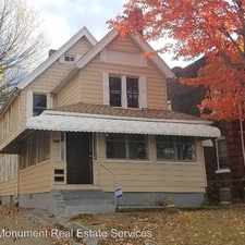 Rental info for 9600 Hough Ave in the Cleveland area
