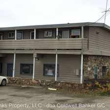 Rental info for 1660 Peger Road - Unit 4 in the Fairbanks area